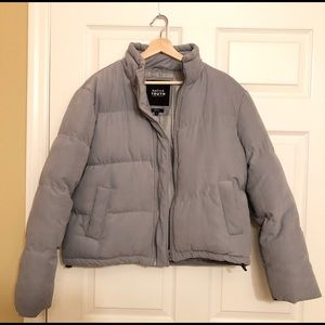 UO Native Youth Blue Puffer (S)